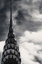 The Chrysler Building Close Up Photo Photograph
