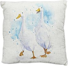 The Country Life Decorative Fabric Bird Sofa
