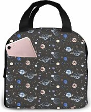 The Dark Galaxy of Space Unisex Portable Reusable