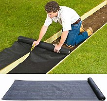 The Fellie Weed Control Fabric W2xL10m Woven Weed