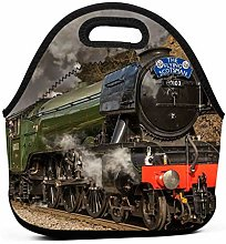 The Flying Scotsman Insulated Lunch Bag Tote
