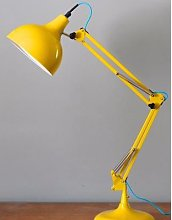 The Forest & Co. - Angled Desk Lamp - Lime Green