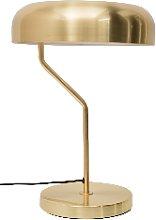 The Forest & Co. - Brass Slim Domed Desk Light -