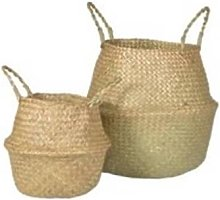 The Forest & Co. - Small Deep Seagrass Basket -