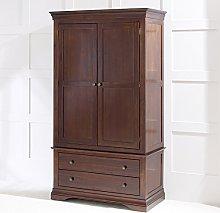 The Furniture Market French Hardwood Mahogany