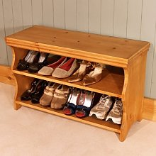 The Good Shelf Company Shoe Storage Cabinet, Rack,