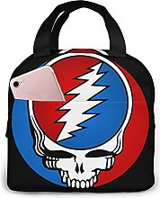 The Grateful Dead Reusable Lunch Bag Lunch Tote