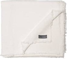 The Grey Works - Frayed Edge Linen Tablecloth