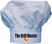 The Grill Master Chef Hat | Bbq Toque Hats