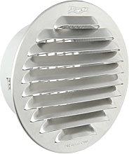 The gtap100r-y Ventilation Grill Round Recessed,