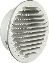 The gtap125r-y Ventilation Grill Round Recessed,