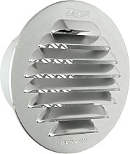 The GTAP80R Ventilation Grill Round Recessed,