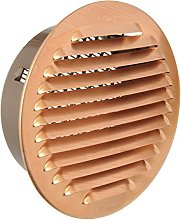 The gtrp125r-y Ventilation Grill Round Recessed,
