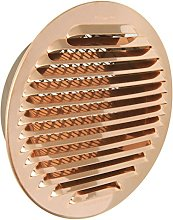 The gtrp140r-y Ventilation Grill Round Recessed,