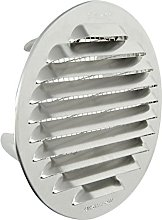 The gtsa100r-y Ventilation Grill Round Recessed,