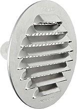 The gtsa80r-y Ventilation Grill Round Recessed,
