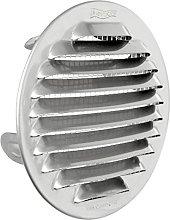 The gtsi100r-y Ventilation Grill Round Recessed,
