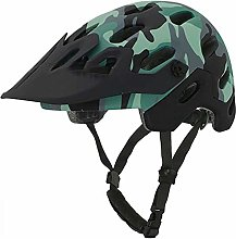 The Helmet Safety Bicycle Helmet can Adjust The