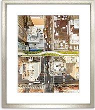 The High Line New York Framed Print & Mount, 73 x