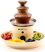 The Home Chocolate Fountain with Serving Trays -