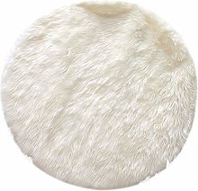 THE HOME DECO FACTORY Rug, polyester, off- White,