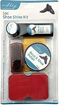 The Home Fusion Company 5pcs Shoe Shine Kit Care