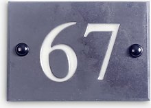The House Nameplate Company Personalised Day/Night