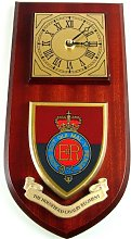 The Household Cavalry Wall / Mess Clock