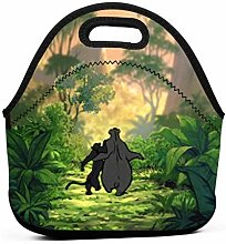 The Jungle Book Insulated Lunch Bag Tote Picnic