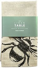 The Just Slate Company - Bee Linen Table Runner