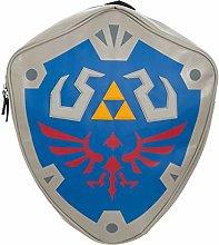 The Legend of Zelda Hylian Shield Gray Insulated