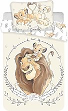 The Lion King Baby Bedding Set 100x135 cm
