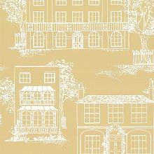 The Little Greene Paint Company Hampstead Wallpaper