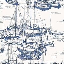 The Little Greene Paint Company Zingara Wallpaper