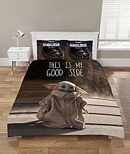 The Mandalorian Baby Yoda Duvet Cover Sets, Star