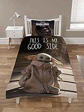 The Mandalorian Baby Yoda Duvet Cover Sets, Star