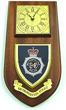 The Metropolitan Police Wall / Mess Clock