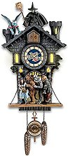 The Nightmare Before Christmas Cuckoo Clock - Tim