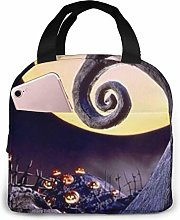 The Nightmare Before Christmas Lunch Bag Cooler