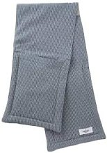 The Organic Company - Grey Blue Oven Gloves