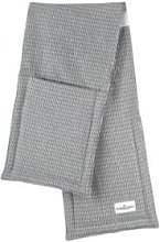 The Organic Company - Oven Gloves, Morning Grey -