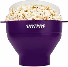 The Original Hotpop Microwave Popcorn Popper,