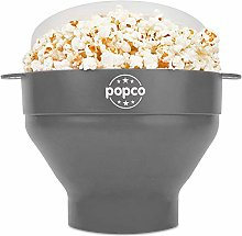 The Original Popco Silicone Microwave Popcorn