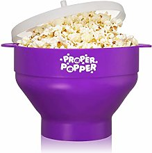 The Original Proper Popper Microwave Popcorn