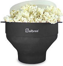 The Original Salbree Microwave Popcorn Popper,
