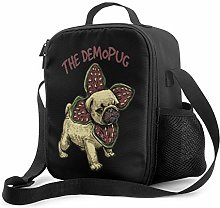The Real DemoDog Insulated Lunch Bag 600D Oxford