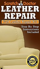 The Scratch Doctor DARK BROWN Leather Repair for