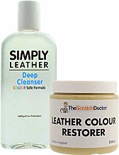 The Scratch Doctor Leather Cleaner & Colour