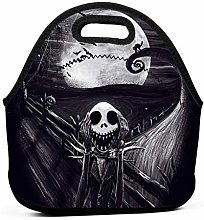 The Scream Before Christmas Insulated Lunch Bag