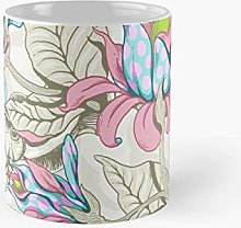 The Sea Garden - Pastel Classic Mug | Best Gift